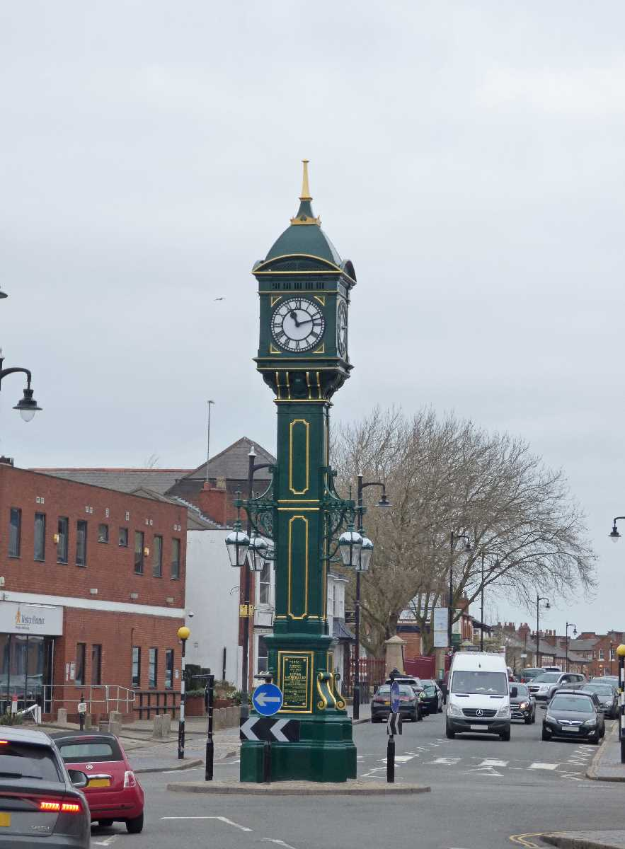 Return of the Chamberlain Clock to the Jewellery Quarter