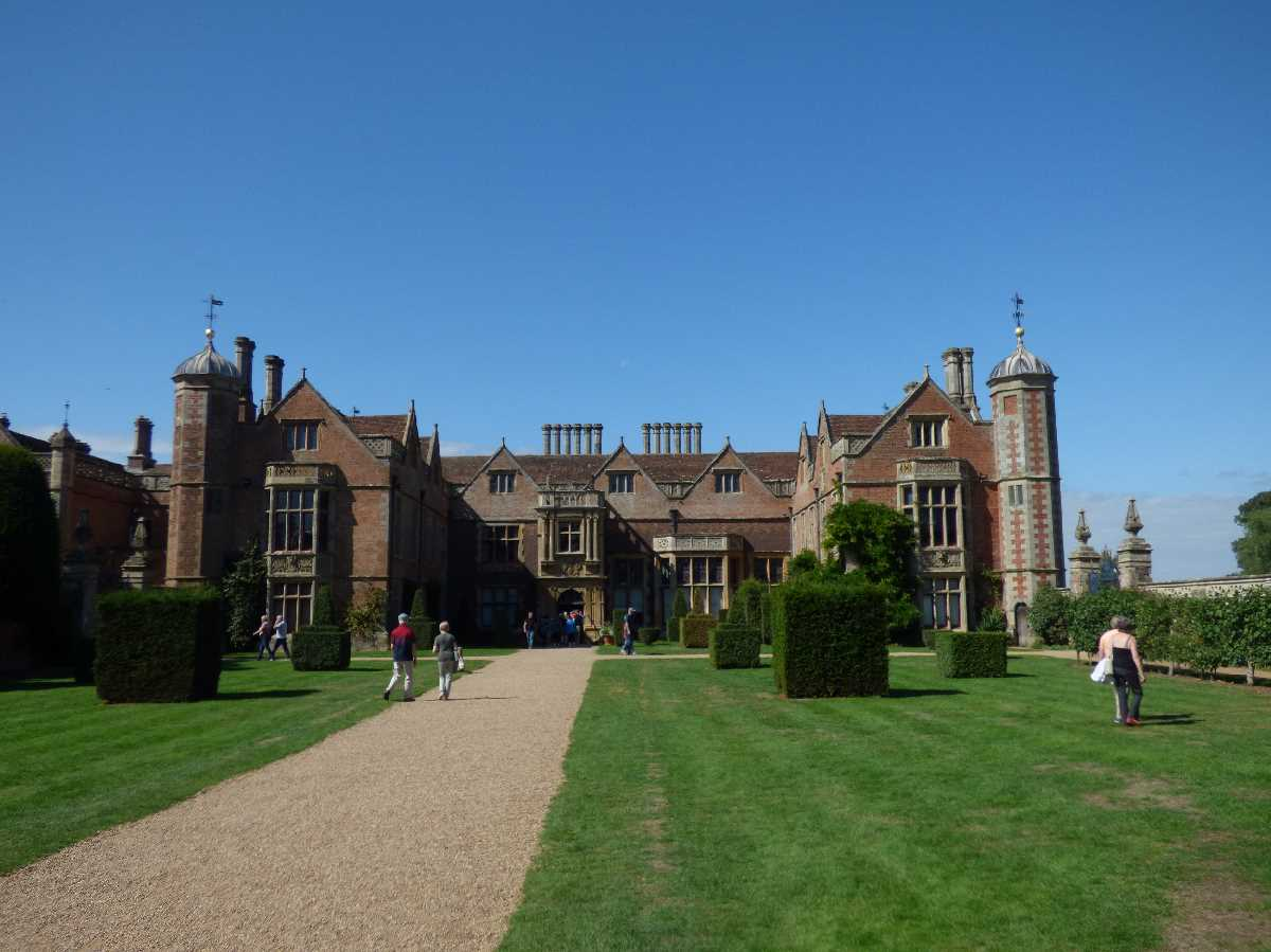 Charlecote Park - The House