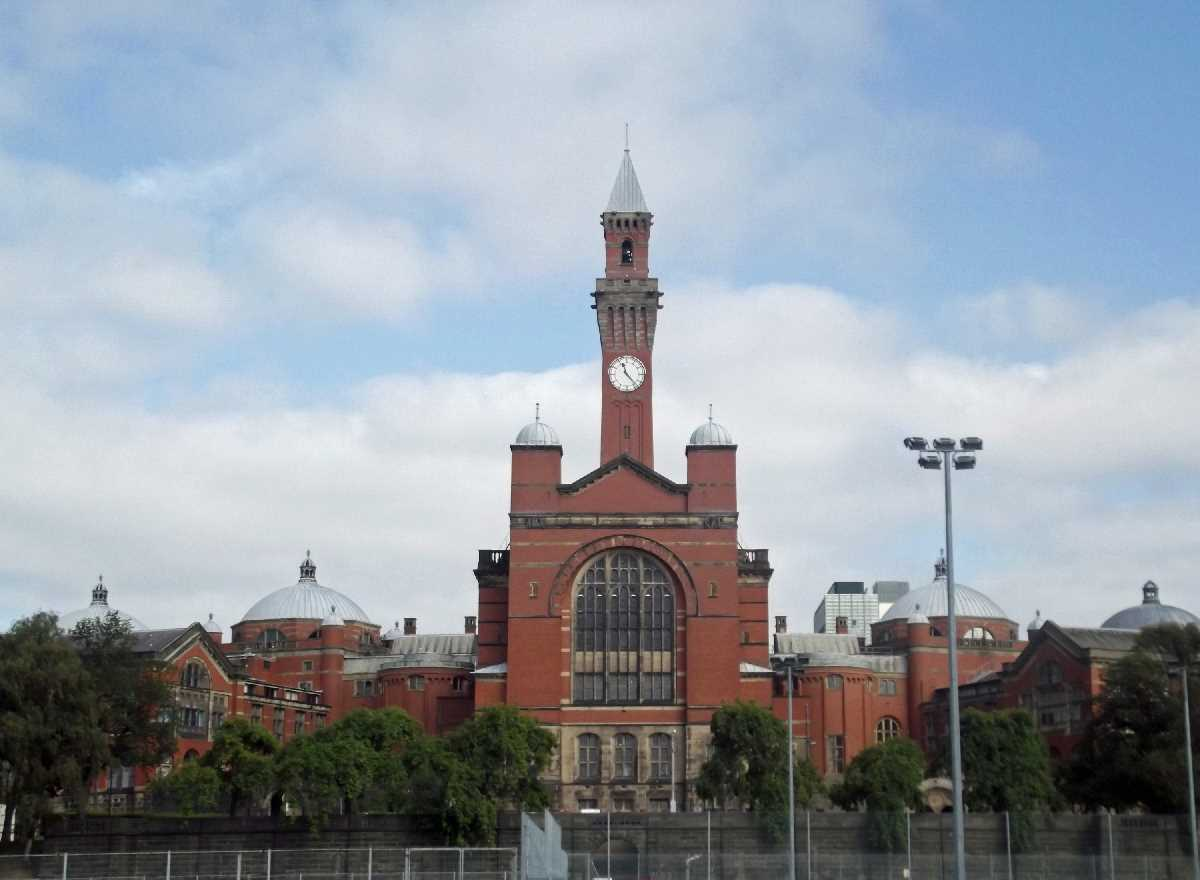 Introducing Old Joe (University of Birmingham), Birmingham, UK