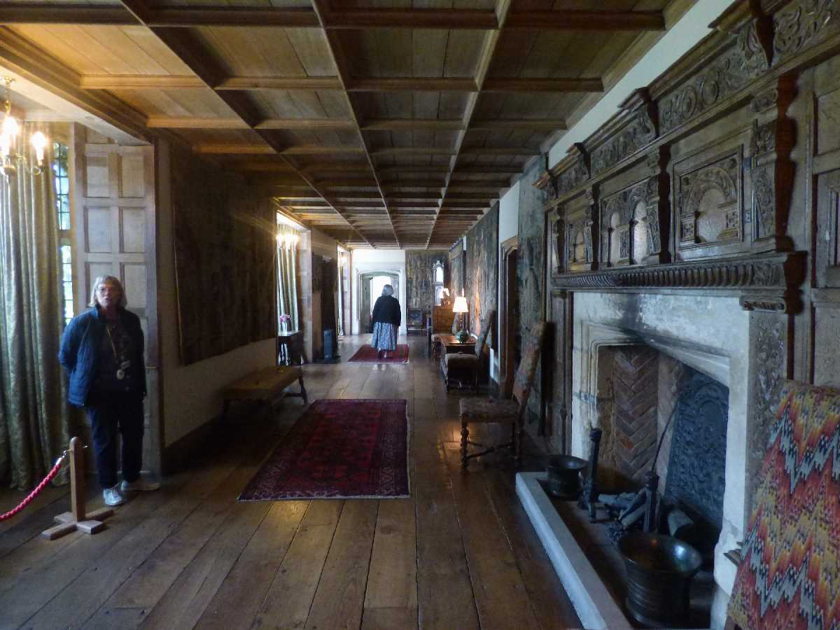 Return to Packwood House during July 2020