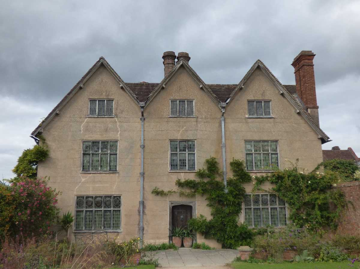 Packwood House - South Front