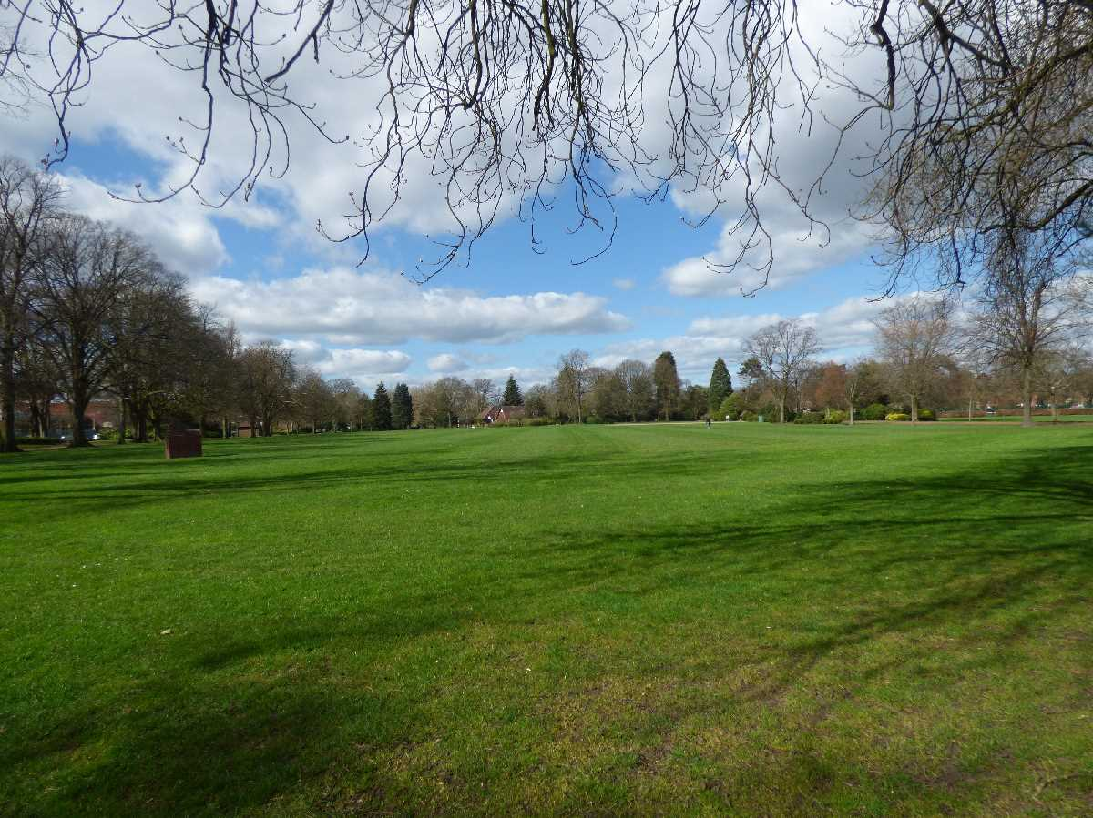 West Park, Wolverhampton - A wonderful open space!